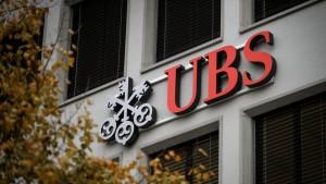 SWITZERLAND-BANKING-COMPANY- UBS